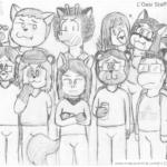 L'Oasi Staff 2010-2011