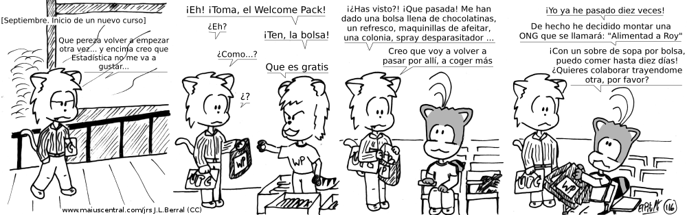 Welcome Pack Part1