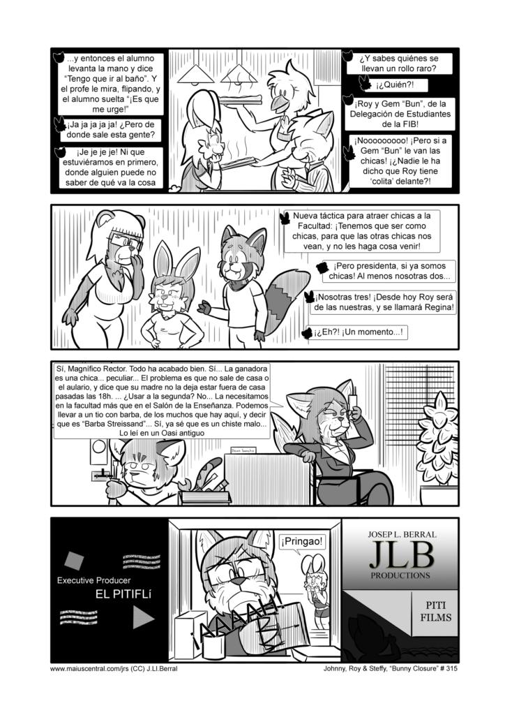 Bunny Closure