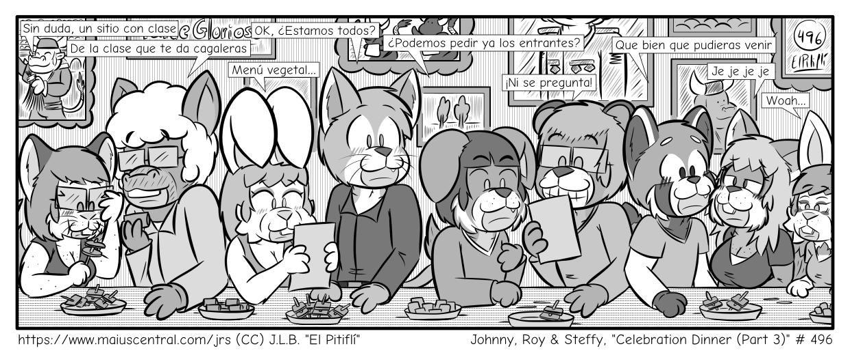 Celebration Dinner (Part 3)