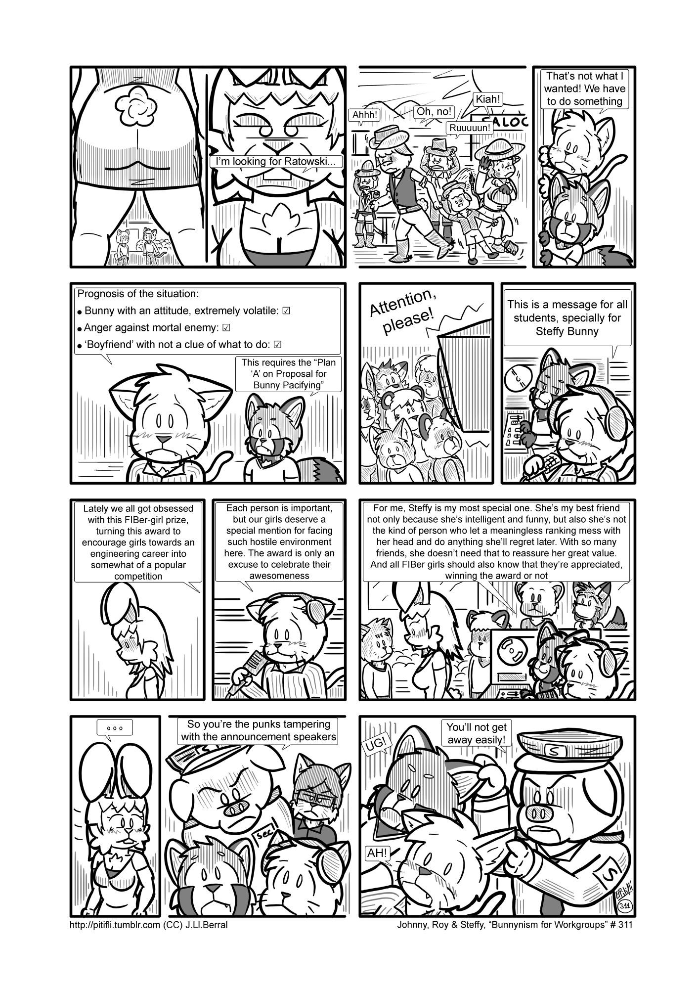Bunnynism for Workgroups