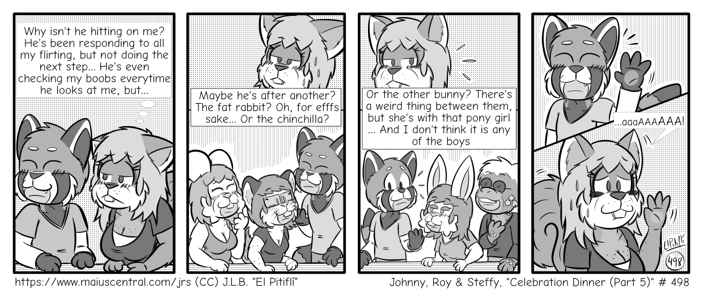 Celebration Dinner (Part 5)